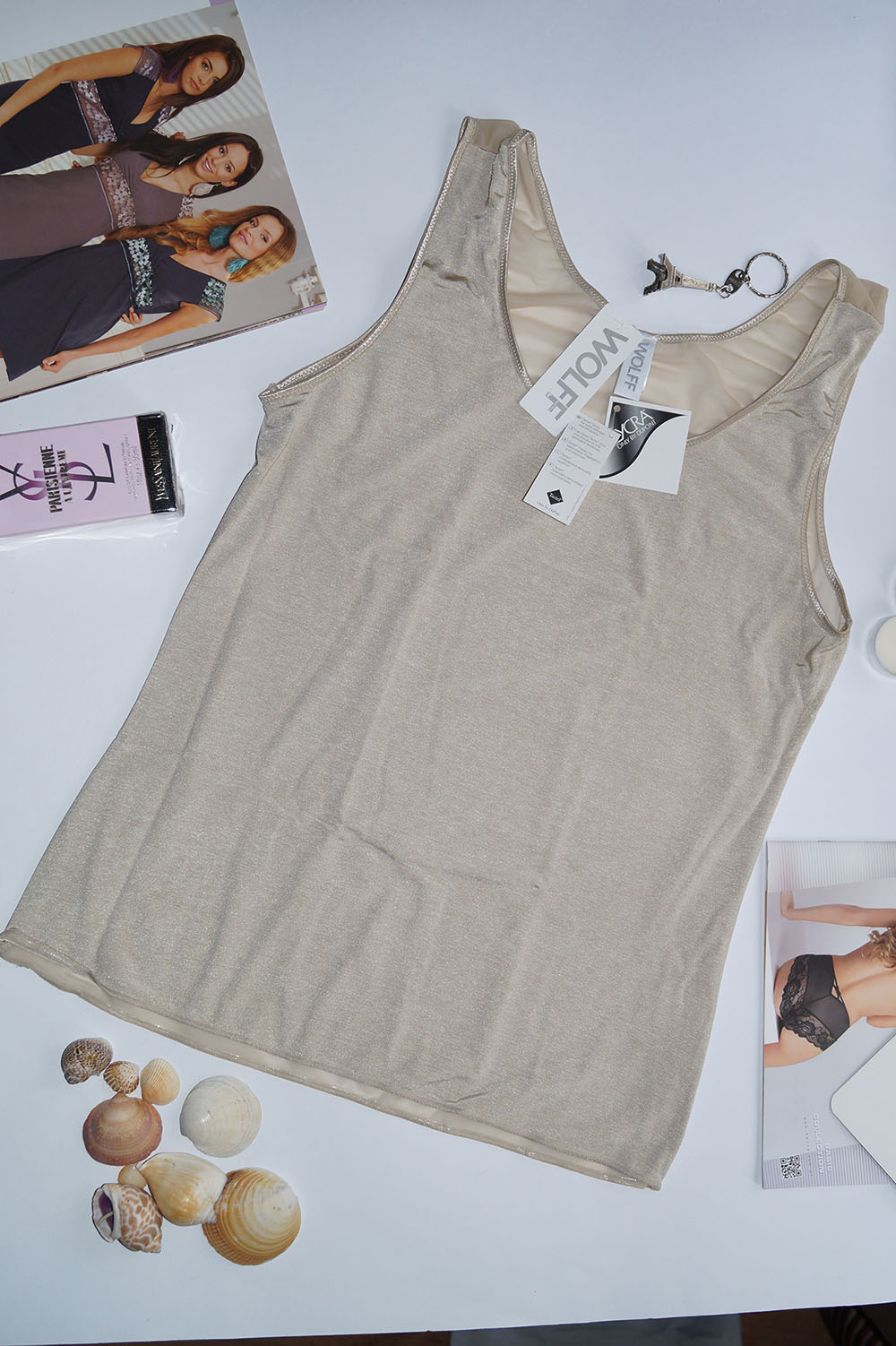 WOLFF Cool Touch Tank Vest